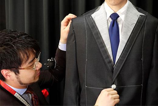 本仮縫いのイメージ